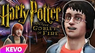 Goblet Of Fire but wtf is this game