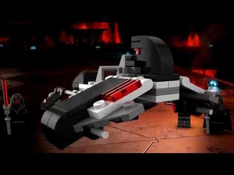 LEGO® Star Wars™ Подразделение воинов Тени 75079