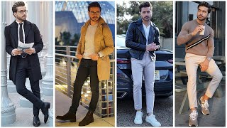 4 Easy Awesome Men's Outfits | Men's Style Lookbook 2019 | Alex Costa