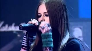 Avril Lavigne - Losing Grip (Juno Awards 2003)