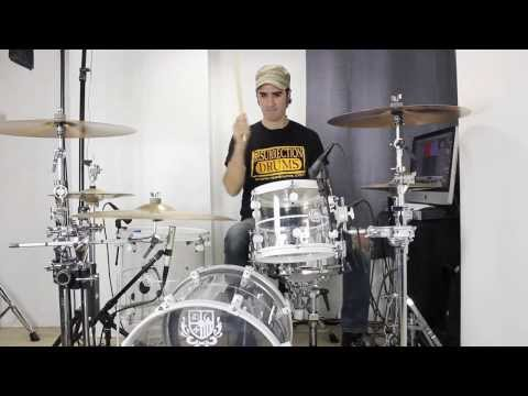 Lenny Kravitz - Stand By My Woman (Drum Cover)