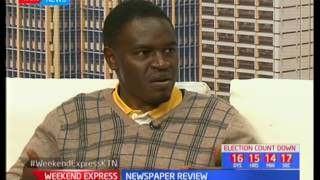 Kajiado's 6th edition of the Nondo race spreading peace and unity: Newspaper Review pt 2