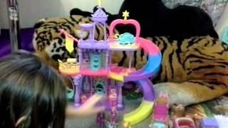 Мои пони и радужный замок искарки часть 1