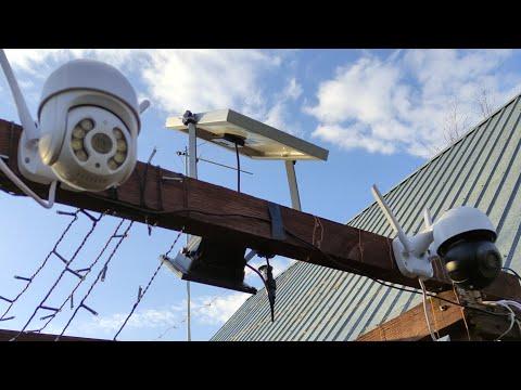 Камера видеонаблюдения с автоматическим отслеживанием на 2 MP и 5 MP