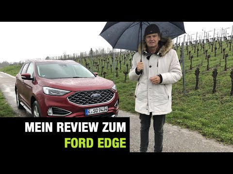 "2020 Ford Edge 2.0 l TDCi ""Vignale"" (238 PS) 🇺🇸 SUV - Fahrbericht 