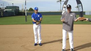 ProTips: Baseball and Softball Infielder Tips: Important Drills for Receiving the Ball