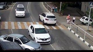 СЧАСТЛИВЧИКИ НА ДОРОГЕ СНЯТЫХ НА ВИДЕОРЕГИСТРАТОР Car Crash Channel №39