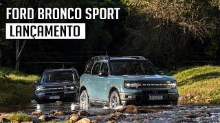 Ford Bronco Sport - Lançamento