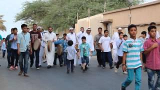 preview picture of video 'مسحر سنابس يوم العيد العصر'
