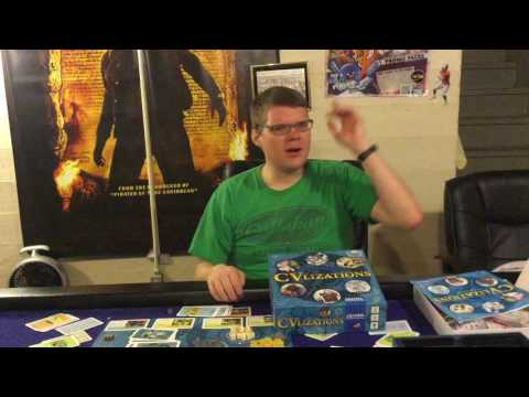Bower's Game Corner: CVlizations Review