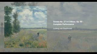 Piano Sonata no. 27 in Em, Op. 90