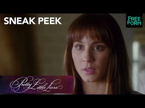 Pretty Little Liars | Season 7, Episode 12 Sneak Peek: Spencer Confronts Veronica | Freeform
