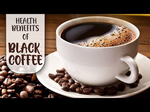 Health Benefits Of Black Coffee | Healthfolks