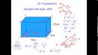 3D Trigonometry Video