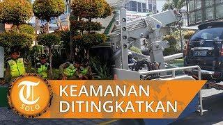 Jelang Lahirnya Cucu Ketiga Jokowi, Trotoar Rumah Sakit Bebas PKL, Mobil Parkir Pun Diderek