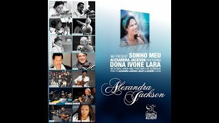 Alexandra Jackson pays tribute to Dona Ivone Lara ... on the 1 year anniversary of the passing of a