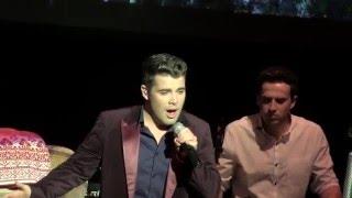 Joe McElderry - O Holy Night - Spirit Of Christmas Show - Newcastle
