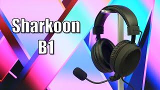 Sharkoon B1 | klasse Mikro aber... (~38€)