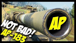 ► AP-183 - HEY, That's Pretty Good! - World of Tanks FV215b 183 Gameplay