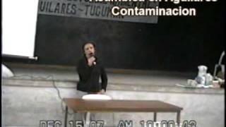 preview picture of video 'Parte2.Plenario por Contaminación de Alumbrera en Aguilares.'