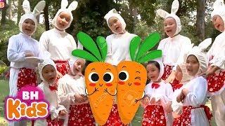 Nhạc Thiếu Nhi Vui Nhộn ♫ Thỏ Con Nấu Bếp ♫ Em Ra Vườn Rau | Bài Hát Cho Trẻ Mầm Non