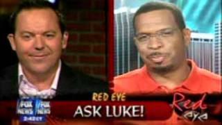 Luke Campbell of 2 Live Crew on Red Eye 9/11/08