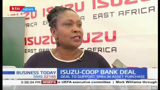 Isuzu East Africa partners with Cooperative Bank of Kenya to empower businesses