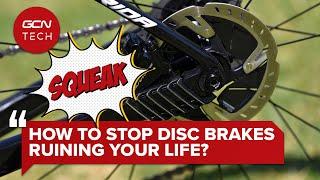 Cómo evitar que los frenos de disco arruinen su vida | Clínica tecnológica de GCN #AskGCNTech