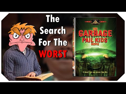 The Garbage Pail Kids Movie – The Search For The Worst – IHE