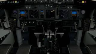 zibo 737 cold and dark startup - TH-Clip