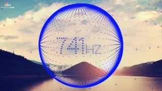 Solfeggio 741 Hz ◈ Awaken Intuition ◈ Helps In Toxin Release   Pure Miracle Tones ✿ S4T7