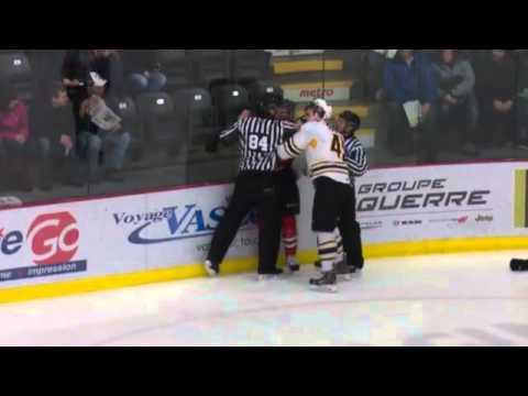 Yanick Turcotte vs Julien Proulx
