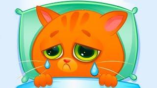 КОТЕНОК БУБУ #70 мультик игра: симулятор котика и виртуального питомца для детей #ПУРУМЧАТА
