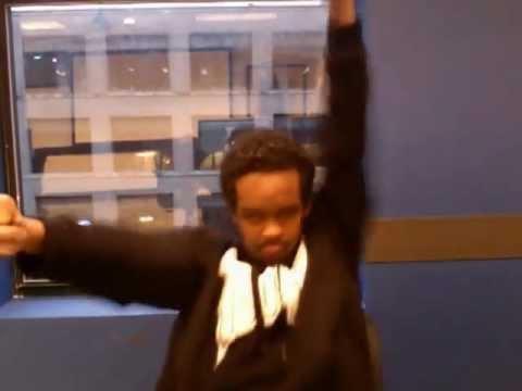 "Yusuf Sota tweaking off to the New Wiz Khalifa & Weeknd Song ""Remember You"""