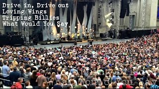 Dave Matthews Band - Drive in Drive out, Loving Wings, Tripping Billies, What Would You Say