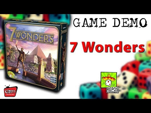 7 Wonders by Repos Productions: Game Demo