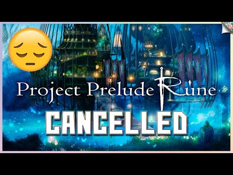 Project Prelude Rune Cancelled By Square Enix | Studio Istolia Website Closed, Trailer Removed