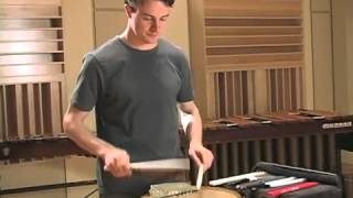 Concert Snare 10: Tied and Untied Rolls / Vic Firth Percussion 101