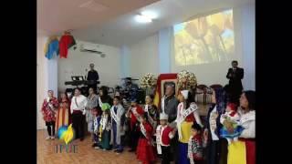 coro de escuela dominical