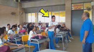 Estudiantes Trollean a Profesores Nivel Dios