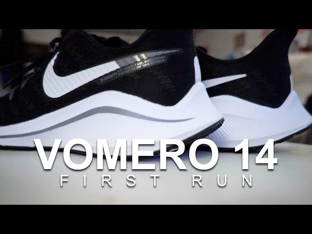 Frenesí Escandaloso alquiler  Nike Air Zoom Vomero 14 Review - Best Running Shoes