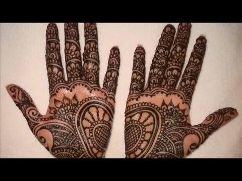 What Is Indian Henna Design Henna Mehndi Art