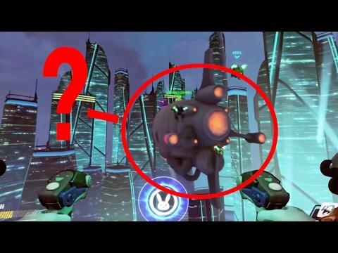 Overwatch - что за картой