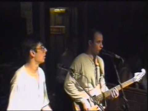 Small World palying at the Firkin St Albans 1995. Only a short clip available as camera ran out of film :-(