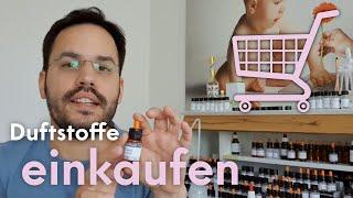Ätherische Öle und Duftstoffe für Parfum kaufen – Online-Shops