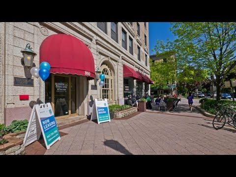 Video tours of eight remodeled Evanston apartment buildings
