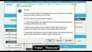 ActStudio Tutorial 7 - Resolvendo Problemas de Dados