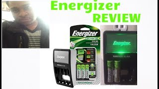Energizer rechargeable battery review
