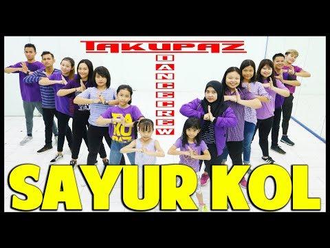GOYANG SAYUR KOL - SAYUR KOL DANCE - GOYANG VIRAL - DISKO TANAH - Choreography by DIEGO TAKUPAZ