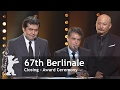 67th Berlinale | Closing / Award Ceremony